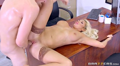 Brazzers, Big tits anal, Working