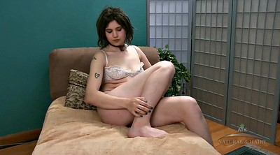 Armpit, Time, Teen pussy solo