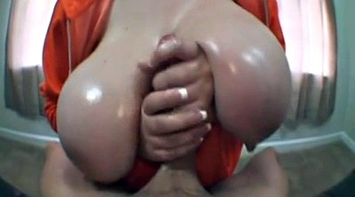 Huge, Mature handjob