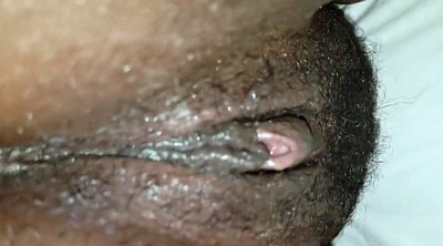 Old, Big clit