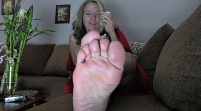 Milf feet, Mature foot, Mature feet