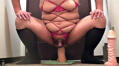 Hotel, Office sex, Dildo riding