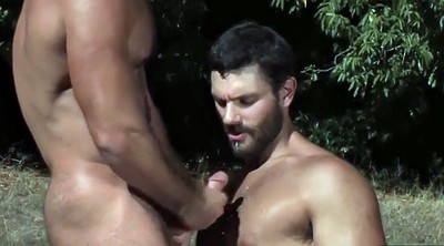 Muscled, Camping, Camp