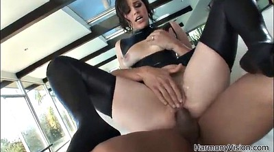 Latex, Hairy anal, Ass