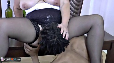 Mature party, Lacey, Granny party, Granny bbw