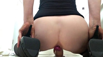 Squirting, Dildo riding