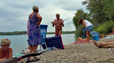 Grandpa, Grandpas, Nudists, Nudist beach