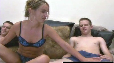 Amateur threesome, Bisexual threesome