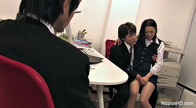 Office, Japanese office, Asian office, Japanese cock