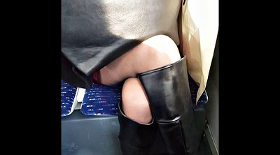 Boots, Black pantyhose, Pantyhose fetish, Girl pantyhose