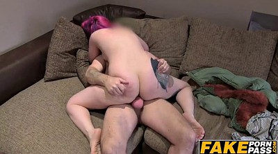 Paige, Pink anal, Proxy, Pink hair