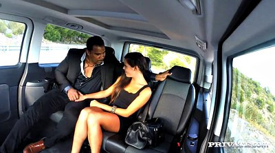 Bus, Interracial, Heels, High heels, Fashion, High
