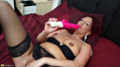 Mother, Squirting, Milf squirt, Granny squirt