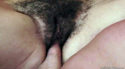 Hairy, Orgasm, Long pussy, Long dick