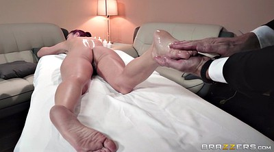Alexander, Milf feet, Footing, Monique alexander, Johnny sins