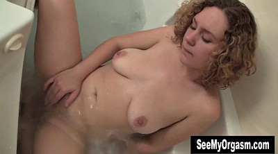 Orgasm, Bath, Tube, Bathing