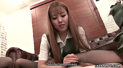 Footjob, Japanese femdom, Japanese bdsm, Asian femdom, Japanese three, Asian footjob