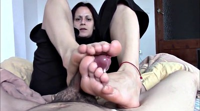Wife foot