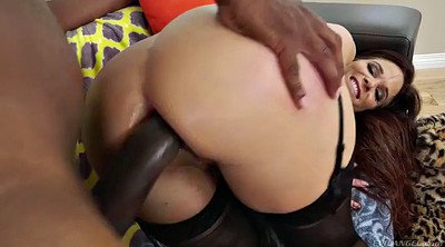 Ebony anal, Anal interracial