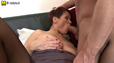 Mature milf boy, Mature boy