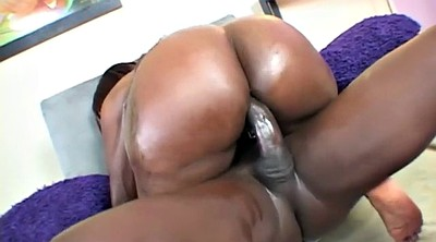 Black creampie, Big ass anal, Ebony creampie