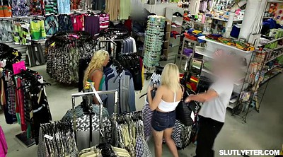 Shoplifter, Tight pussy
