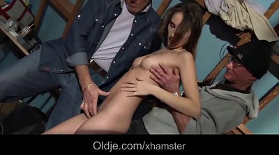 Granny anal, Young anal, Old fuck young