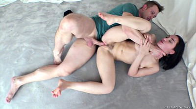 Hairy anal, Scream, Shock