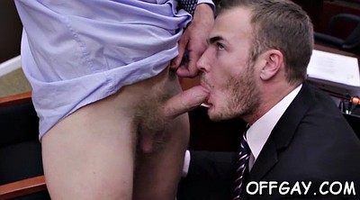 Oral sex, Gay office
