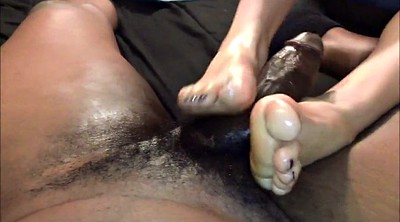 Black foot, Black feet, Black footjob
