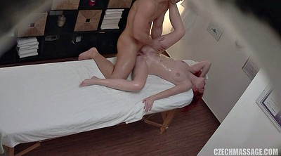 Czech massage, Table