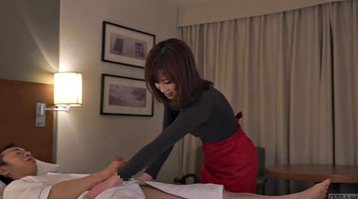 Japanese massage, Massage handjob