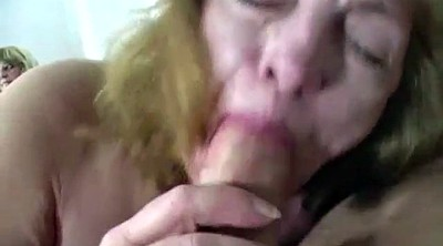 Bbw granny, Old dick, Two old