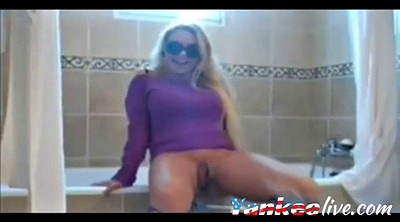 Shower, Mature squirt, Squirting webcam