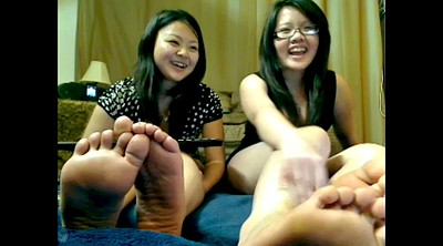 Asian foot, Asian feet