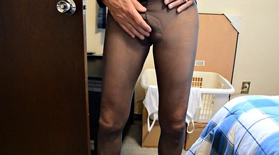 Pantyhose, Skirt, Tight, Gay pantyhose