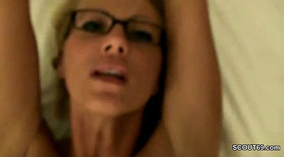 Pov anal creampie, After party