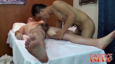 Asian daddy, Young asian, Old daddy gay, Not, Asian old