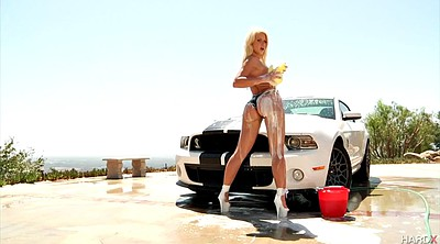 Anikka albrite, Car wash
