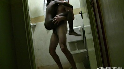 African, Shower pov, Black blowjob