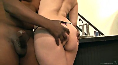 Monster black cock, Lucy