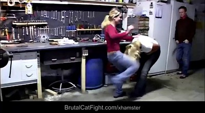 Spanks, Cat, Catfight