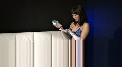 Gloves, Japanese handjob, Glove handjob