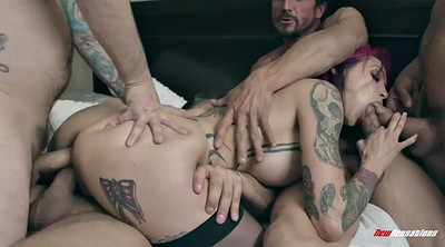Double, Double vaginal, Double fist, Double fisting, Wicked, Anna bell peaks