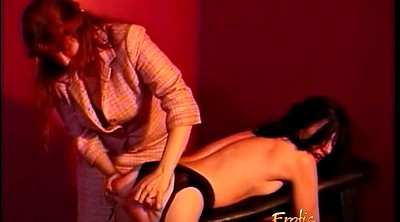 Femdom spanking, Whipped
