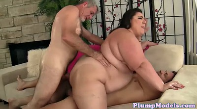 Bbw, Bbw double, Bbw threesome, Double bbw