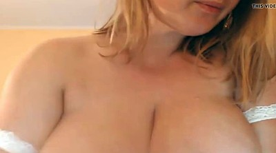 Big boobs, Webcam boobs