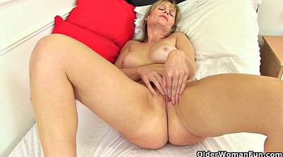 British, Nylon granny, British mature, Granny nylon, Granny british