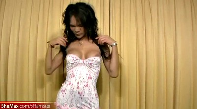 Undressing, Undressed, Teen shemale, Thin, Teen dress