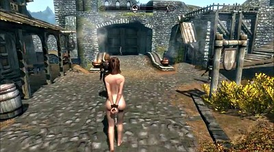 Cartoon, Public spank, Bdsm public, Skyrim, Cartoon spanking, Cartoon spank